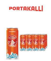 - Efsane Uludağ Gazozu Portakallı Kutu 330 ml 12′li Paket