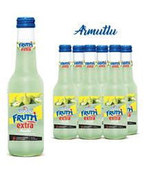 - Uludağ Frutti Extra Armut Cam 250 ml 6′lı Paket