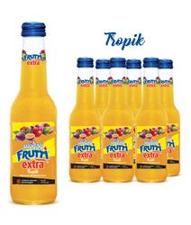 - Uludağ Frutti Extra Tropik Cam 250 ml 6′lı Paket