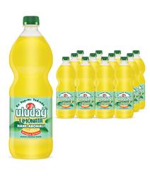 - Uludağ Limonata Nane Aromalı Pet 1 Lt 12′li Paket