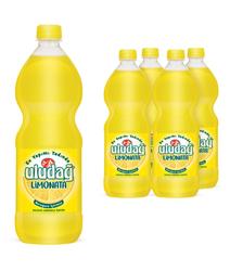 - Uludağ Limonata Pet 1 Lt 4′lü Paket