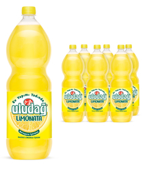 - Uludağ Limonata Pet 2 Lt 6′lı Paket