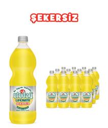 - Uludağ Limonata Şekersiz Pet 1 Lt 12′li Paket