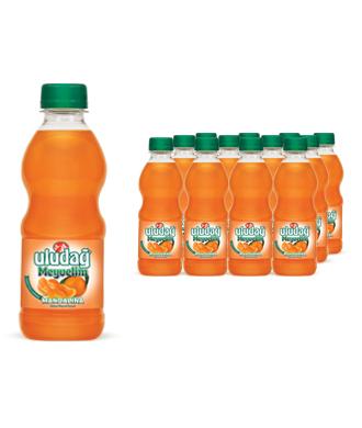 Uludağ Meyvelim Mandalina Pet 250 ml 12′li Paket