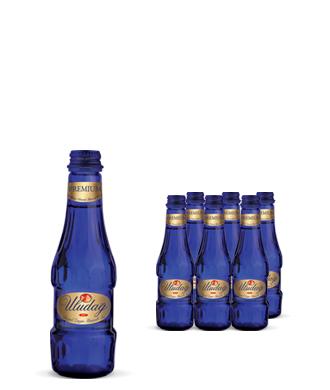 Uludağ Premium Doğal Maden Suyu Cam 250 ml 6′lı Paket